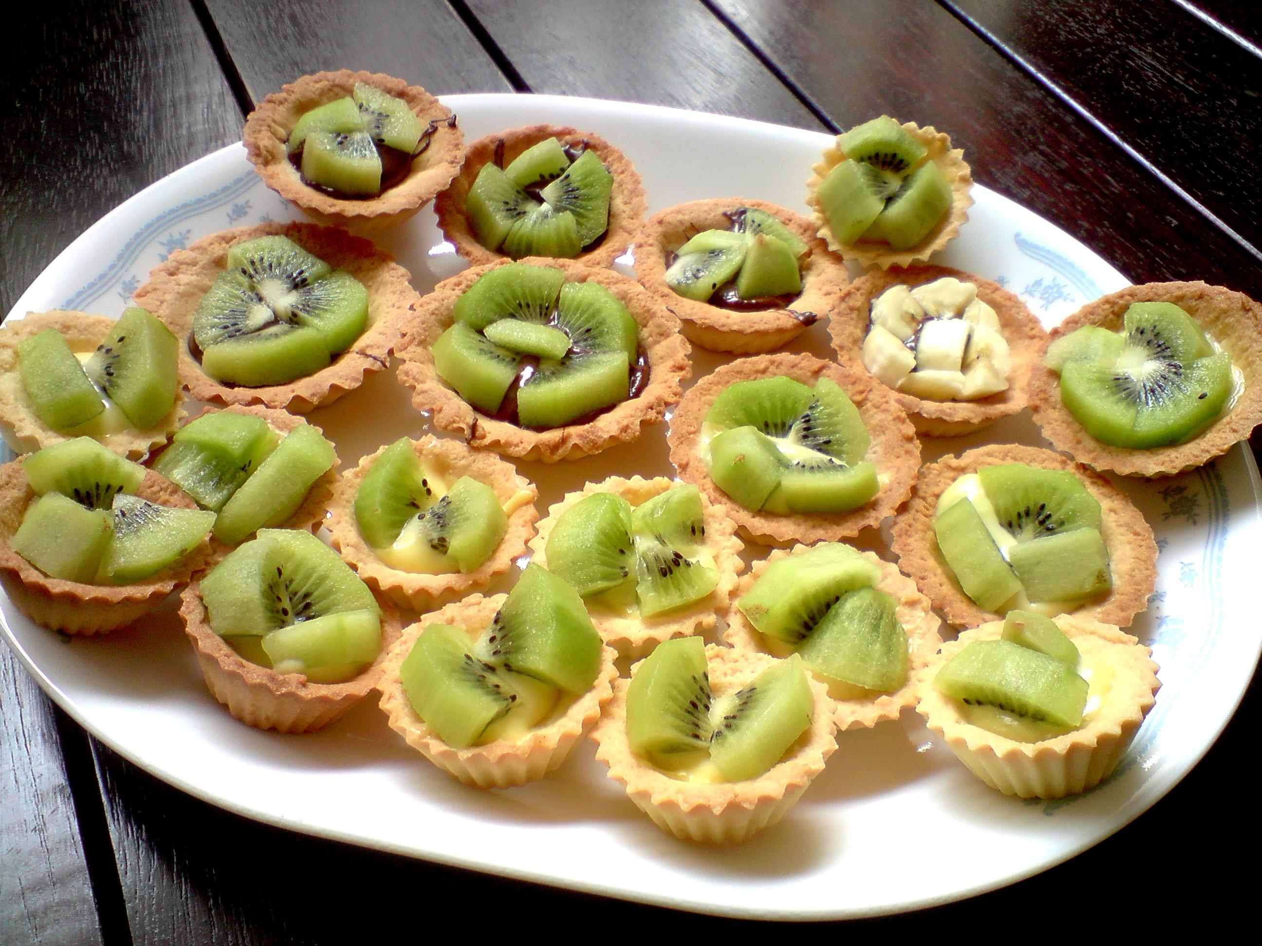 195 mini kiwi fruit tarts rina 39 s silly musings. Black Bedroom Furniture Sets. Home Design Ideas